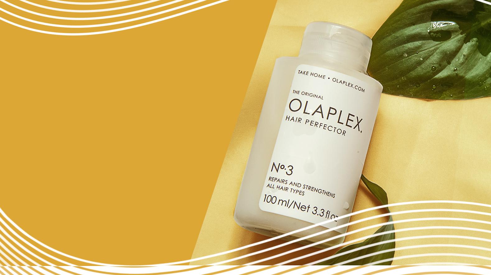 New Olaplex Header Tablet