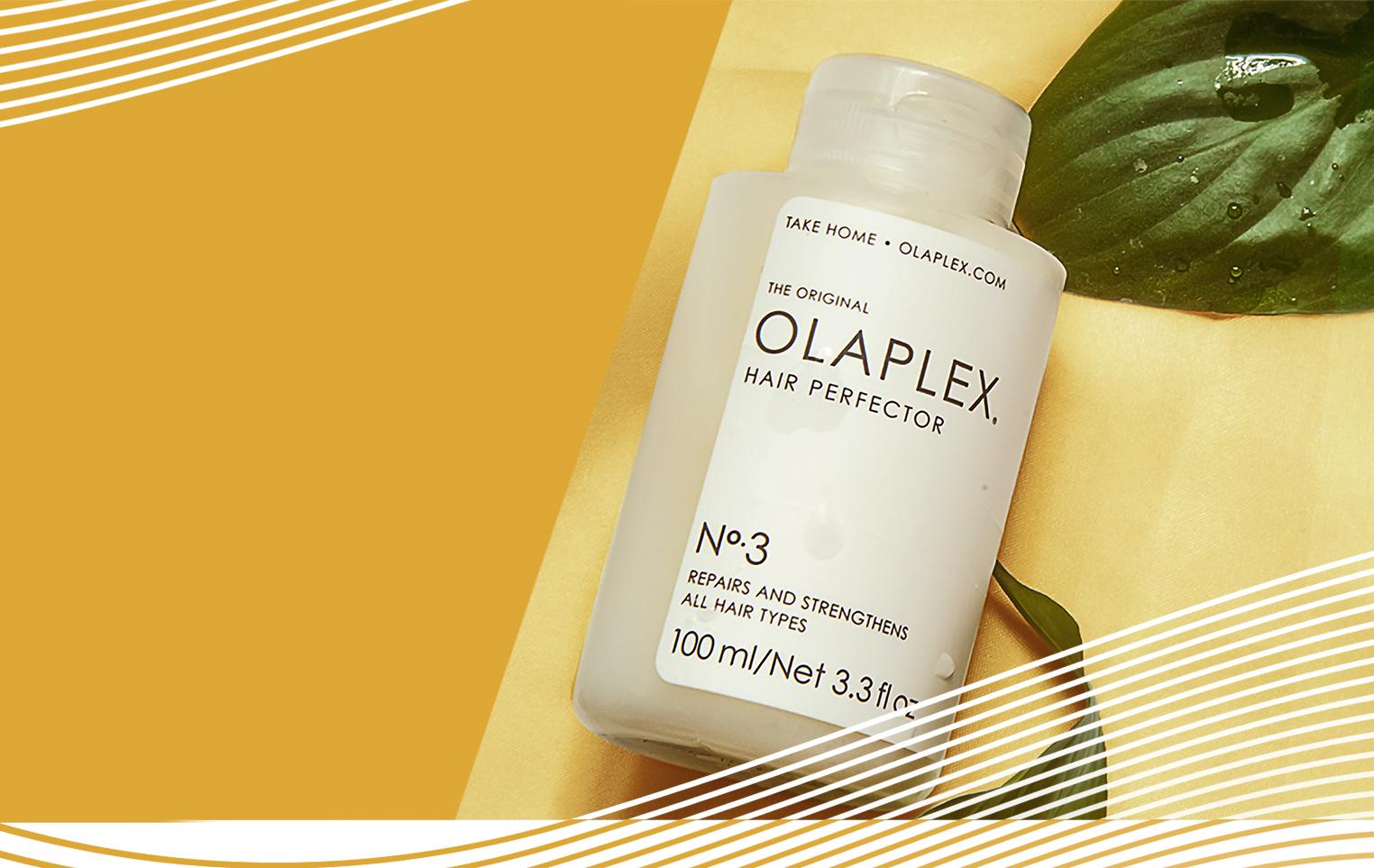 Olaplex produkcija